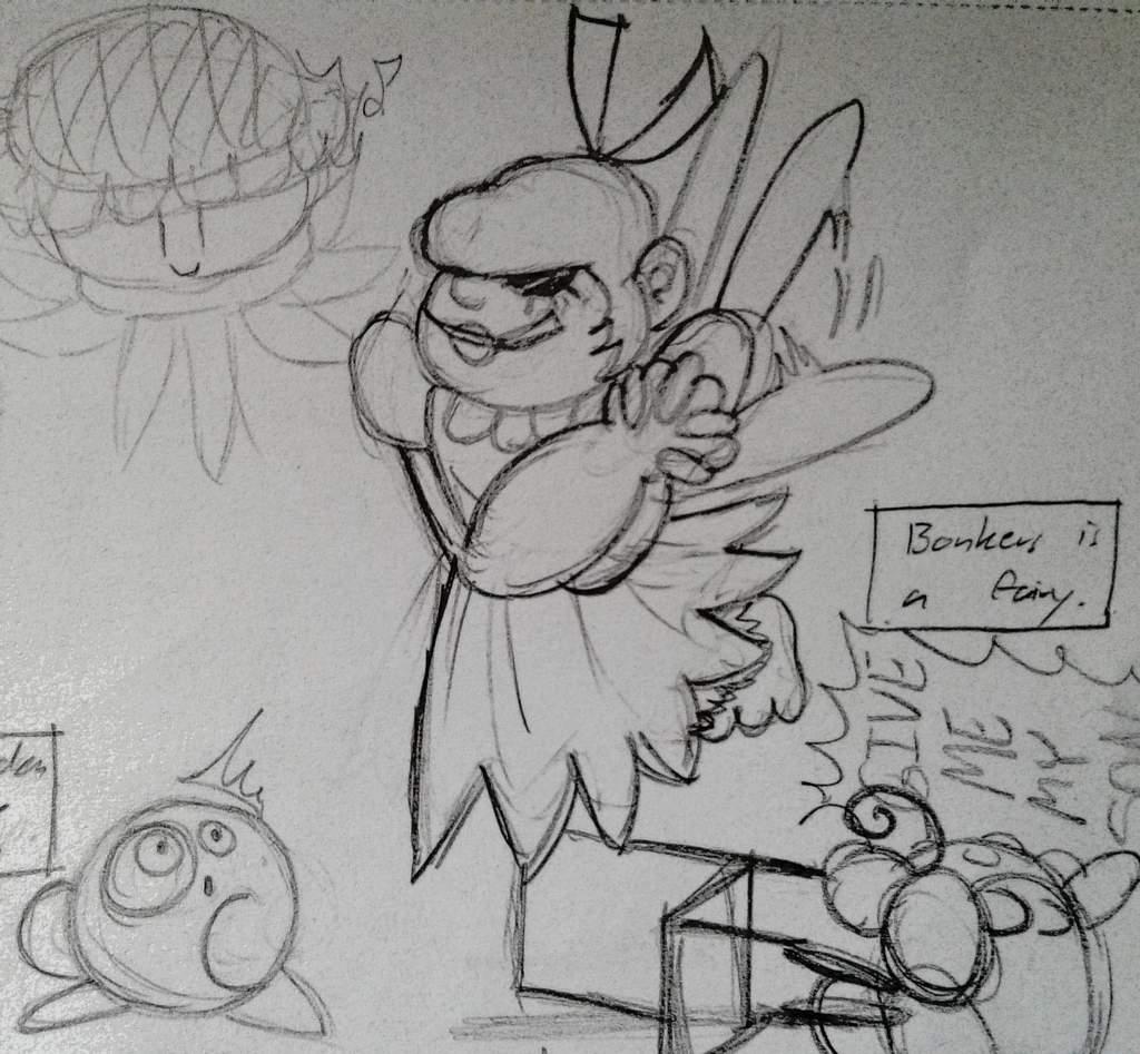 Super Edgy Kirby Theory Generator | Kirby Amino