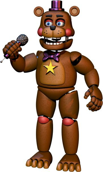 Coins will become a primary weapon of RS.Freddy because to prevent him from  killing you in FNaF you must deposit him five coins. So he ll throw shoot 3c2b83bbd
