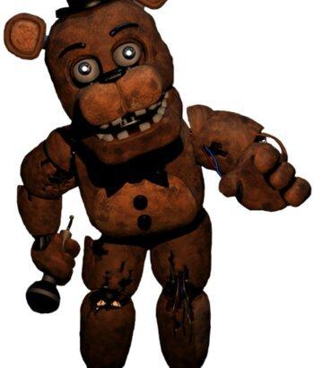 Guest Character for MK11(pitch)  Freddy Fazbear  e35e17436