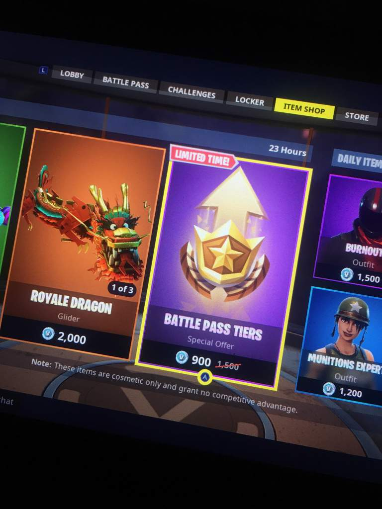 Fortnite Battle Tiers Special Offer Battle Pass Tiers Fortnite Battle Royale Armory Amino