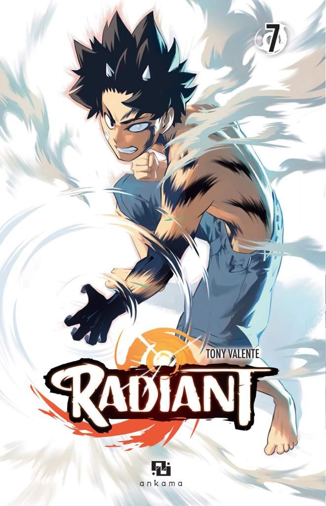 radiant anime