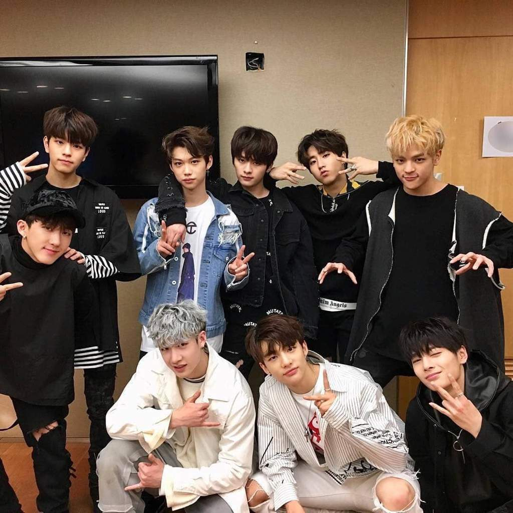 5b7b4690 Stray Kids is a 9 member Boy Group under JYP Entertainment, Stray Kids  consists of Bang Chan, Woojin, Lee Know, Changbin, Hyunjin, Han, Felix,  Seungmin, ...