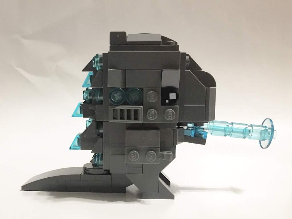 Brickheadz: Godzilla: King of the Monsters 2019) | LEGO Amino