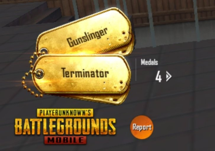 Pubg Mobile Medals Explained Pubg Mobile Amino
