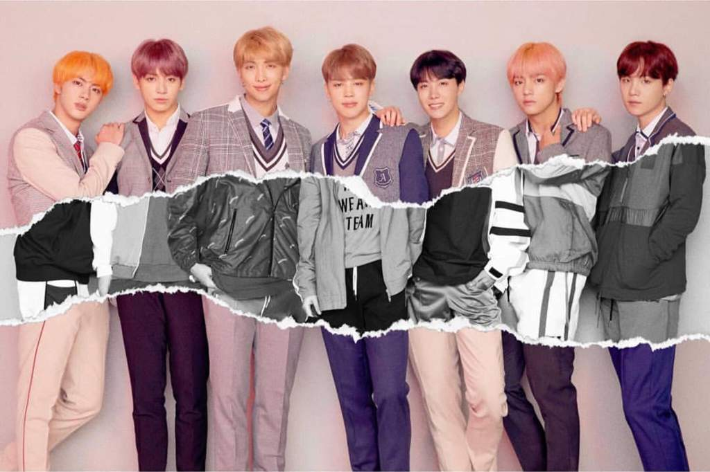 Bts Love Yourself Answer Concept Photos 3 Army S Amino