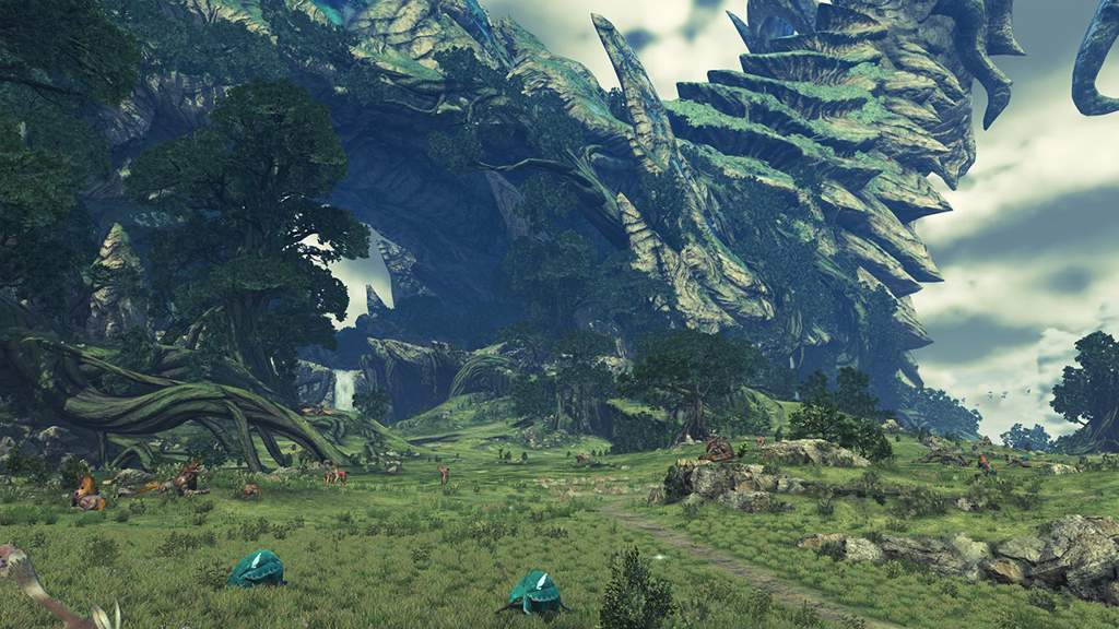 Image result for Xenoblade 2 torna golden country