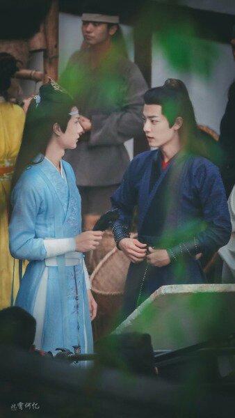 The Untamed 陈情令 based on Mo Dao Zu Shi 魔道祖师 | ~BL•Drama~ Amino