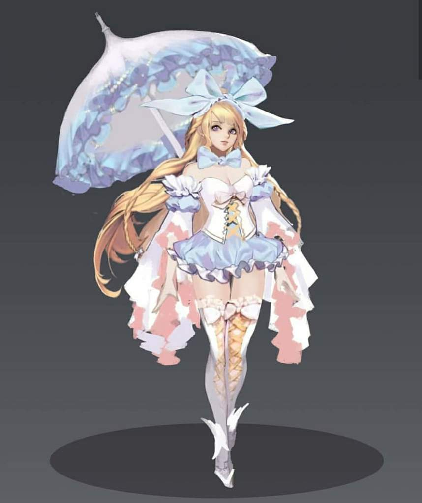 Kagura- Soryu Maiden Epic Skin (Lucky Box)