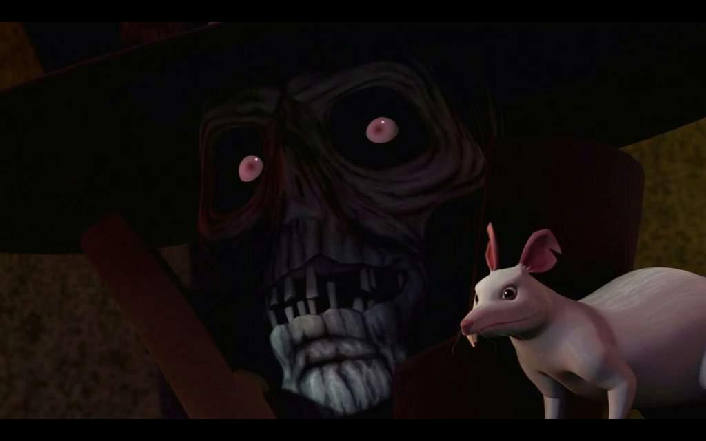 Картинки крысиного короля из черепашек ниндзя