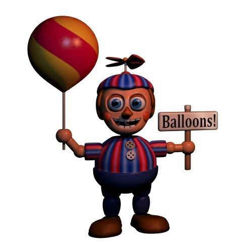 Image: Nightmare Balloon Boy | Five Nights at Freddy's Wiki | FANDOM