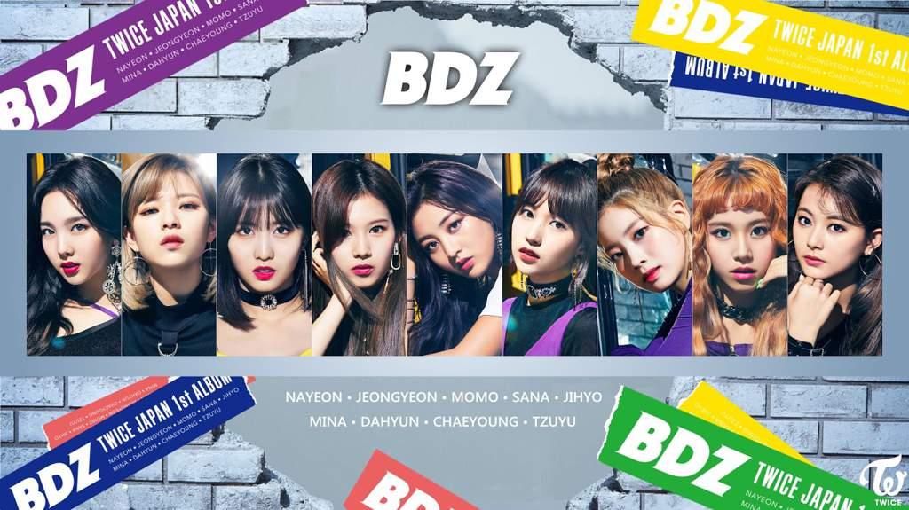 Twice BDZ-2 | Twice (트와이스)ㅤ Amino