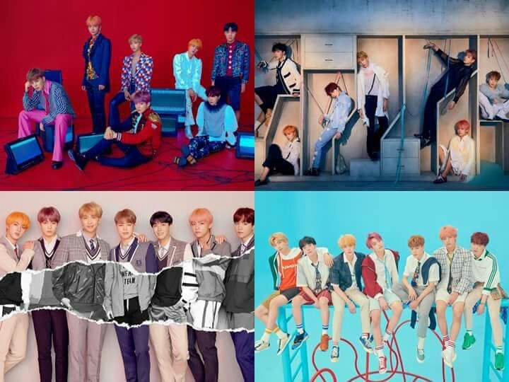 Bts Love Yourself Answer Concept Photo Army S Amino