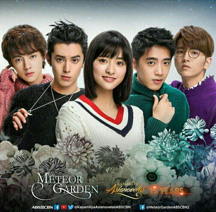 Boys Over Flowers Vs Meteor Garden: Você Gostou De Meteor Garden(jardim De Meteoros