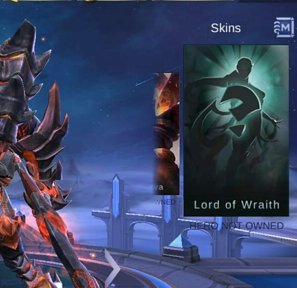 Thamuz Lord Of Wraith Normal Skin Mobile Legends Amino