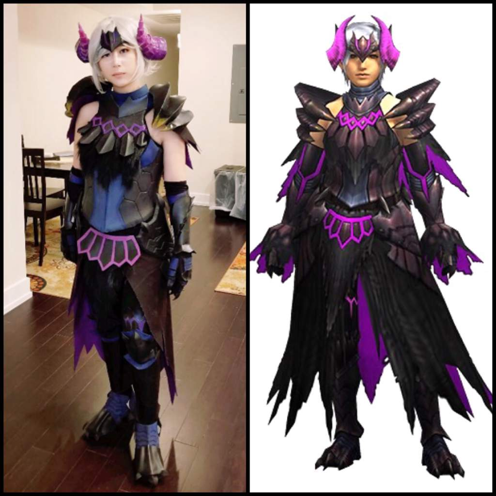 gore magala armor (monster hunter) | cosplay amino