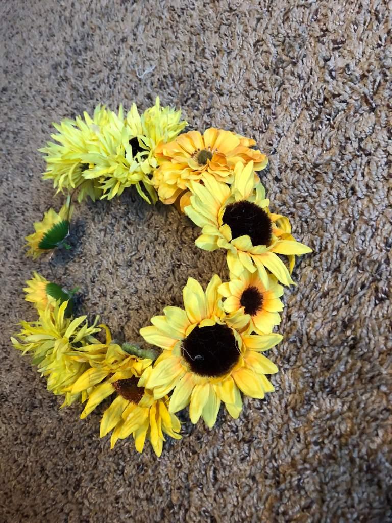 Diy Flower Crown Clique Amino