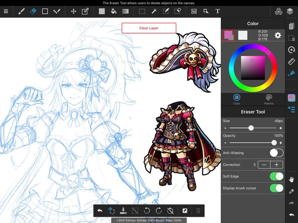 Pirate Gear | Unison League Amino