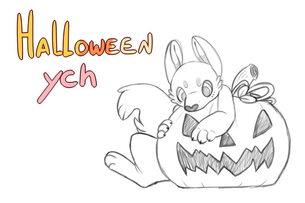 🎃 Halloween YCH 🎃
