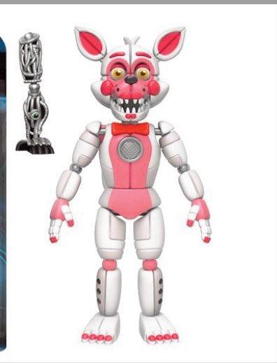 Funtime Foxy FUNKO Articulado Figura De Acción Five Nights At Freddy/'
