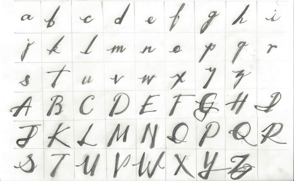 snapes handwriting font