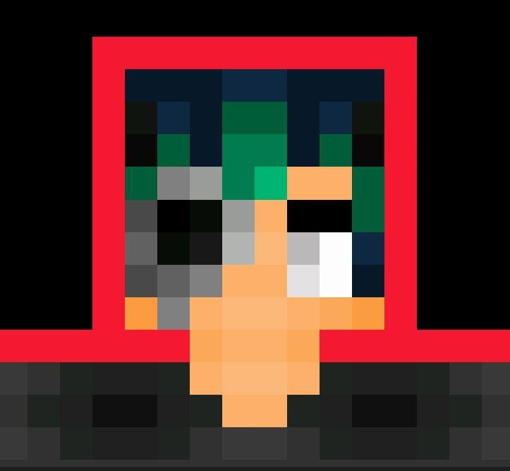 how to make a panda skin in pixel gun 3d