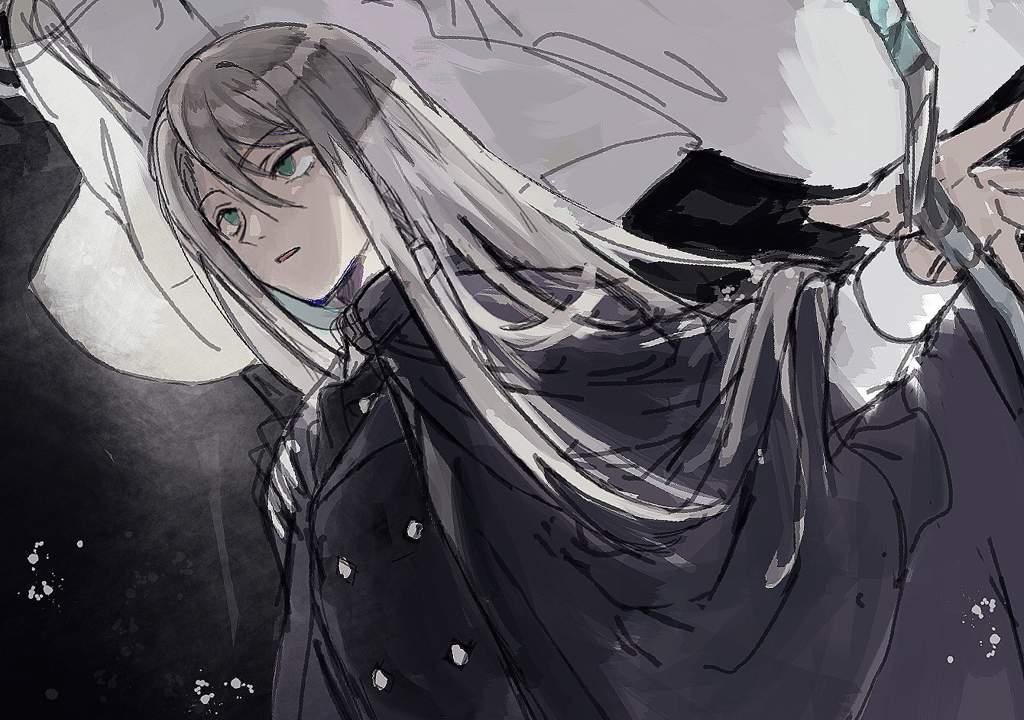 Aleister Fanart Anime Amino