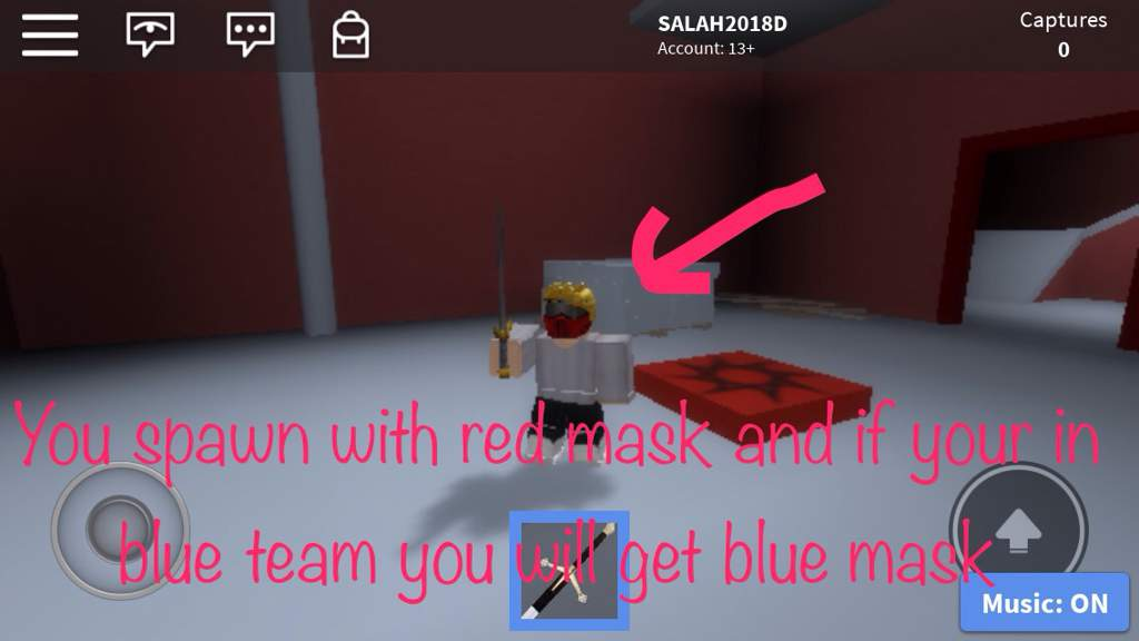 Red Team Vs Blue Team Ii Roblox My New Game Red Vs Blue Roblox Amino