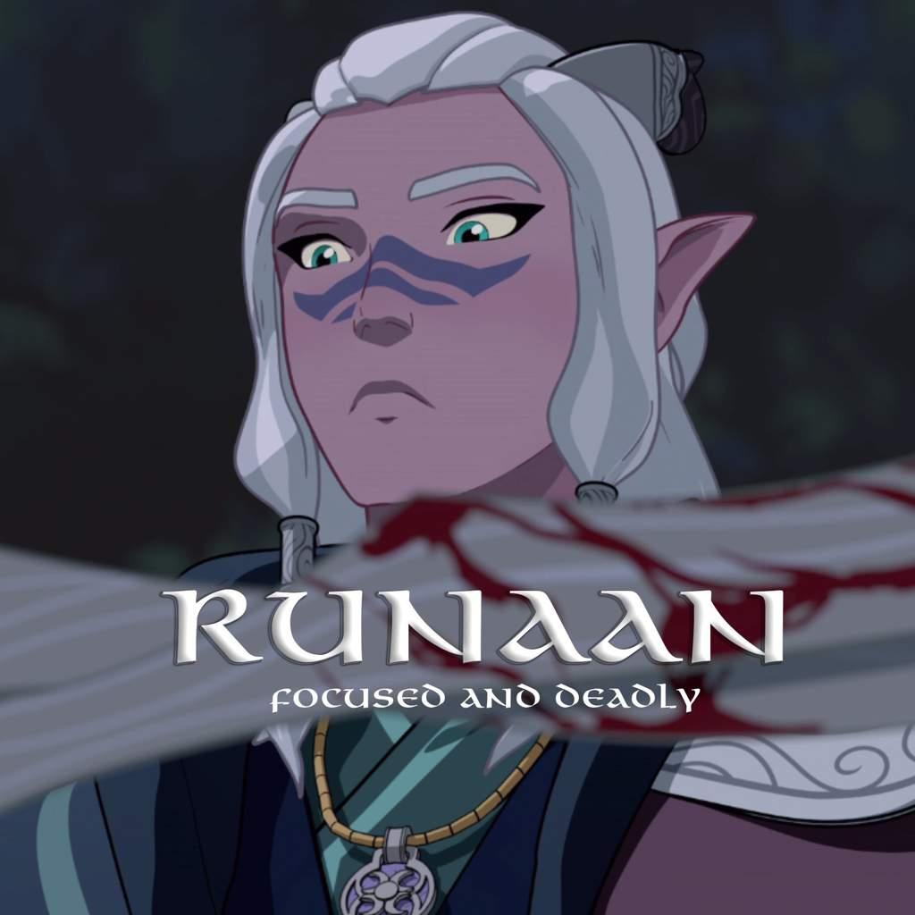 The dragon prince 2018 Runaan x reader lemon king