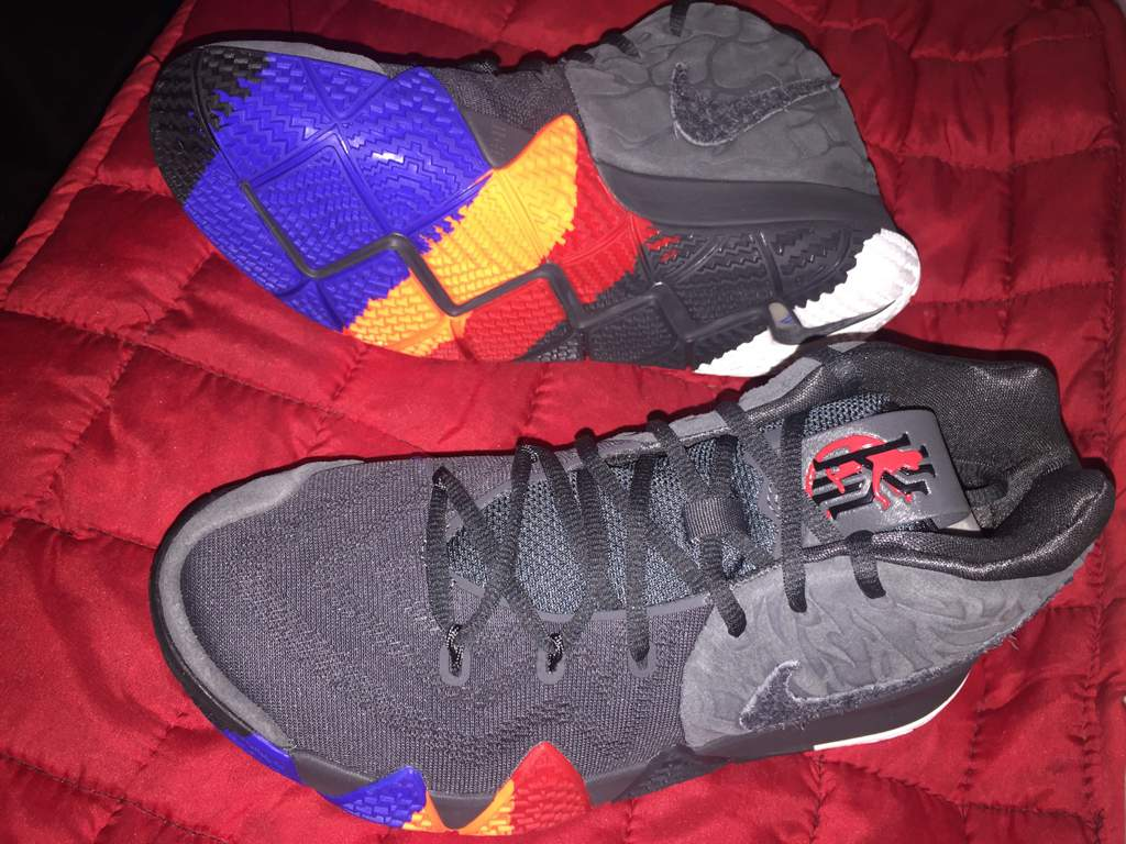 newest 8cb64 ca0e6 KYRIE 4 Year of the monkey | Sneakerheads Amino