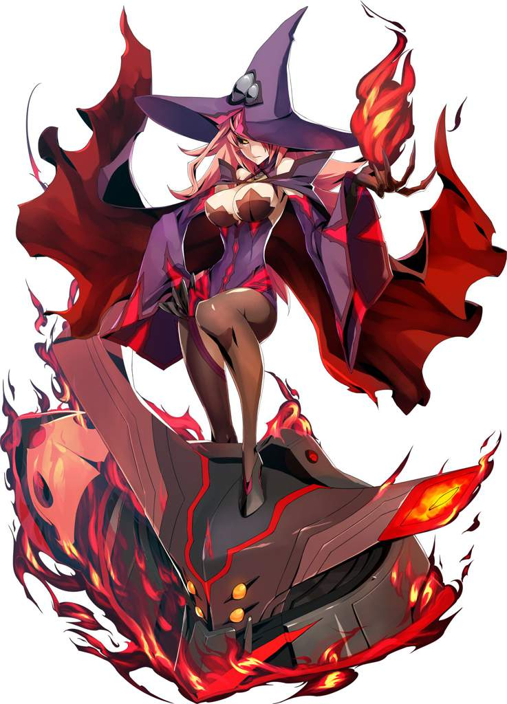 legacy weapons blazblue