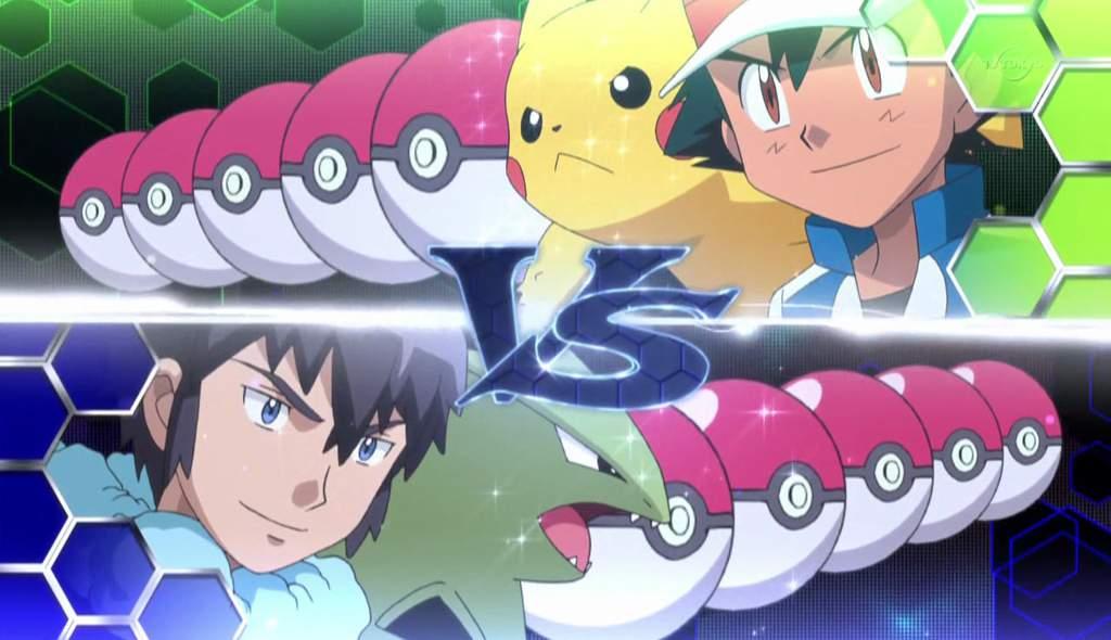 Ash Vs Alain Gf Analysis Pokemon Amino