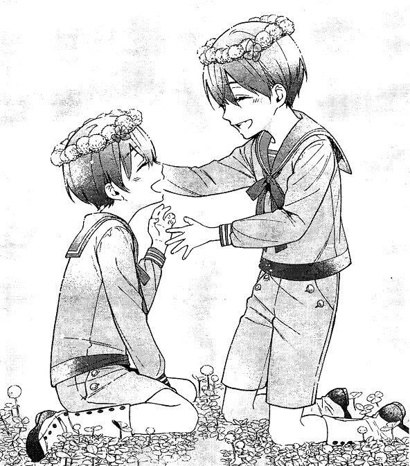 Theories on Kuroshitsuji Manga | Anime Amino