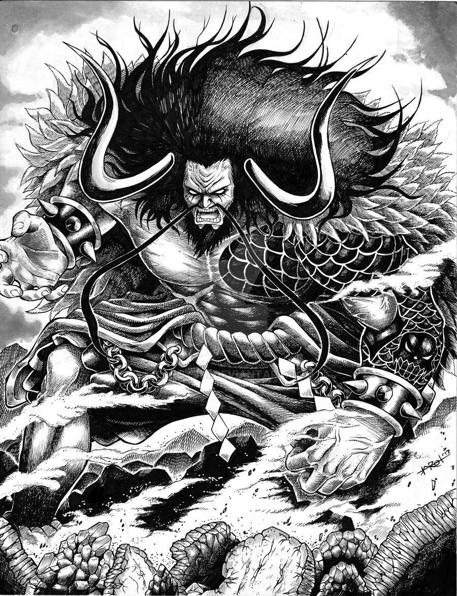 The Rise and Fall of Kaido 👹 | One Piece Amino