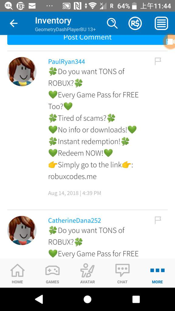 Today's Topic: Scammers (part 1) | Roblox Amino