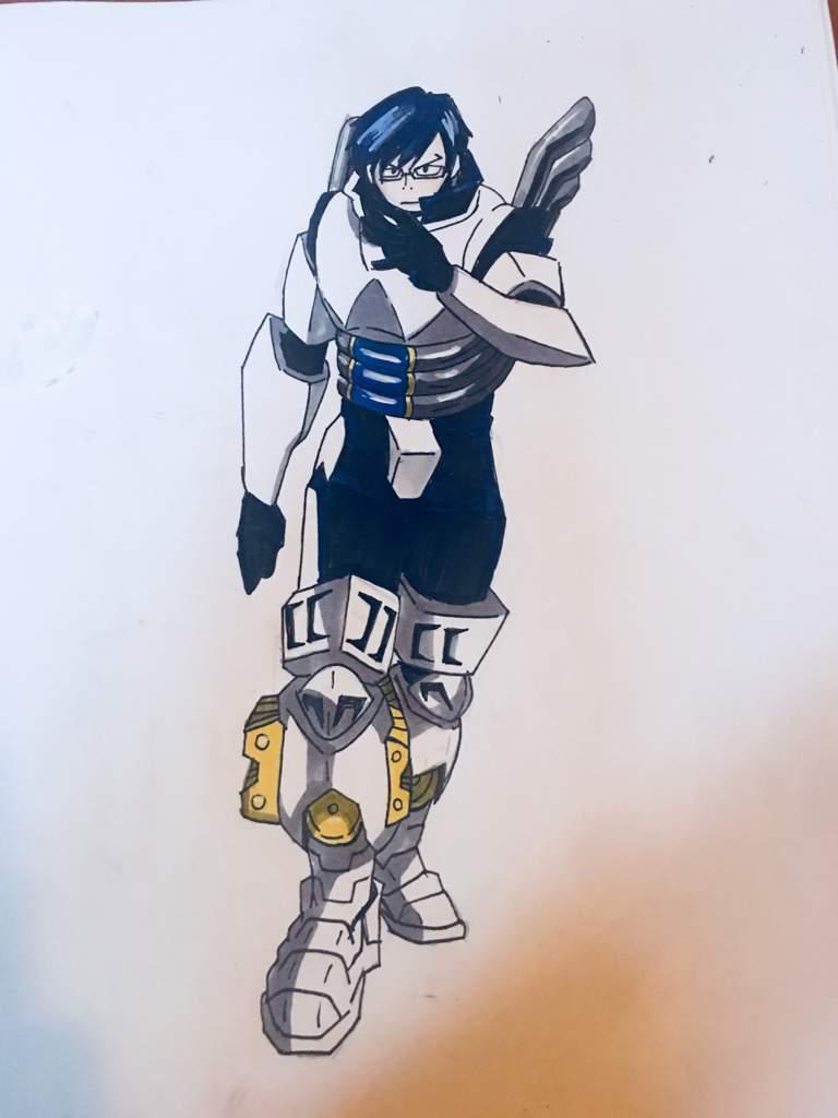 Tenya Iida My Hero Academia Amino