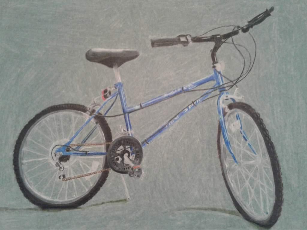 bike drawing autistic aspie amino