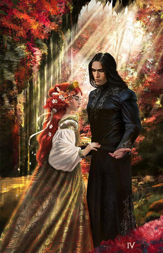PERSEPHONE - QUEEN OF THE UNDERWORLD - Expanded Universe
