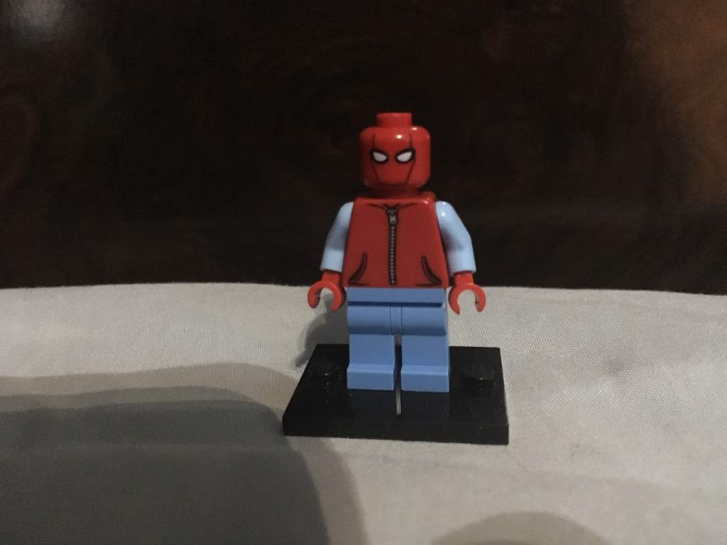 Custom Lego Spider Man Homemade Suit Lego Amino