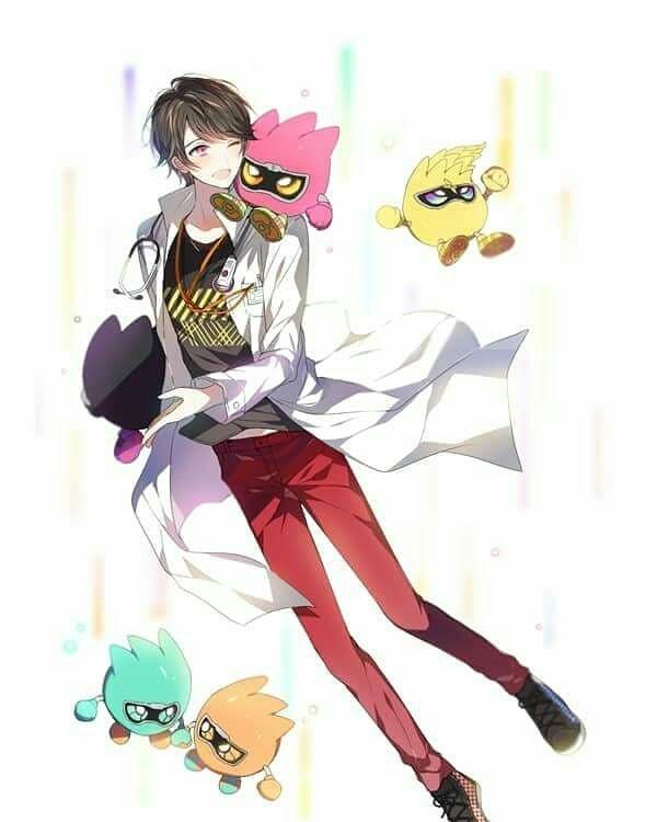 Emu Hojo Ex Aid Kamen Rider Amino Amino