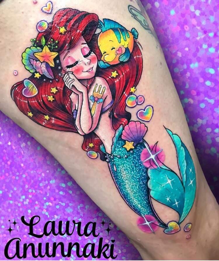 Tatuagem De Glitter Tatuagem Amino