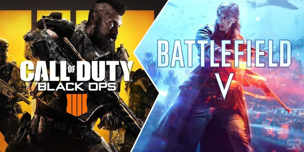 VAMOS CONVERSAR UM POUCO SOBRE BFV e BO4    | Call of Duty