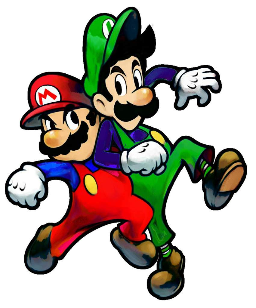 Mario And Luigi Edit The Mario And Luigi Super Show Mario Amino