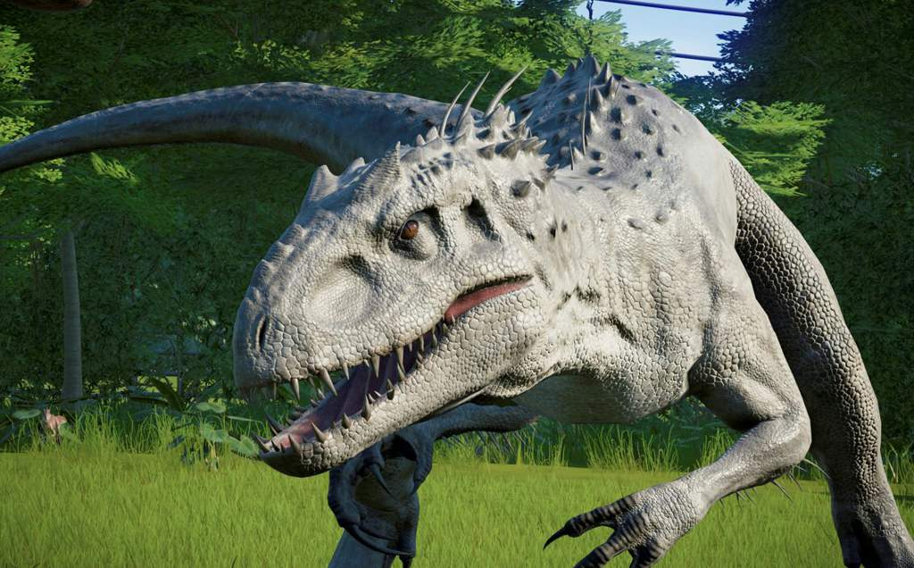 Jurassic World Evolution Como Conseguir Al Indoraptor Y Indominus Jurassic Park Amino Amino Indominus rex en 'jurassic world' (foto: jurassic world evolution como conseguir