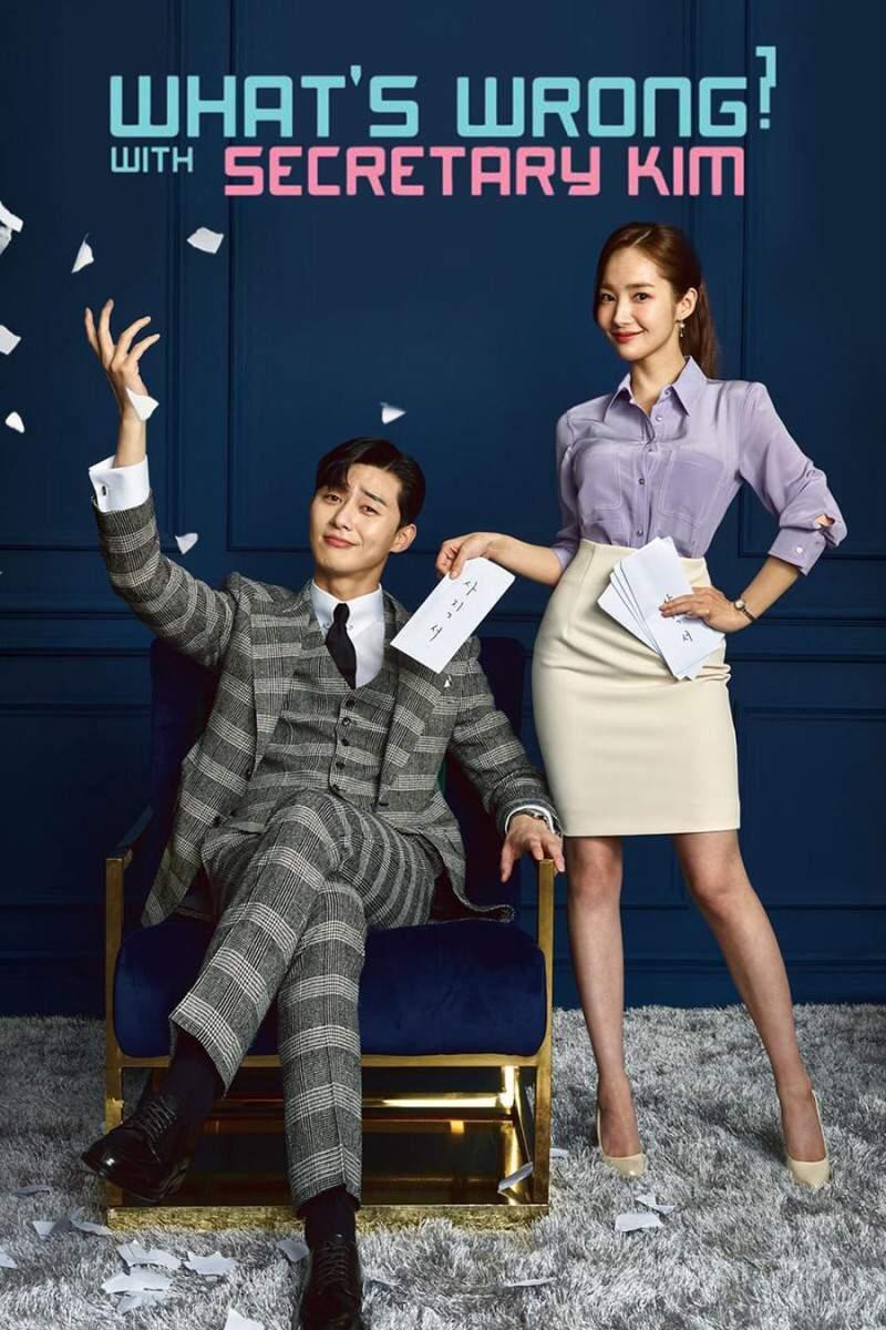 Finished What's Wrong with Secretary Kim | K-Drama Amino