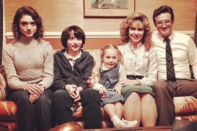 Famille Wheeler | La Boutique Stranger Things