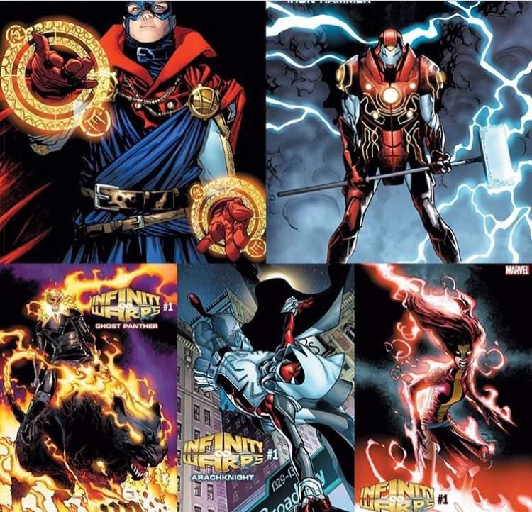 Who else should Warp? - Infinity Warps | Comics Amino