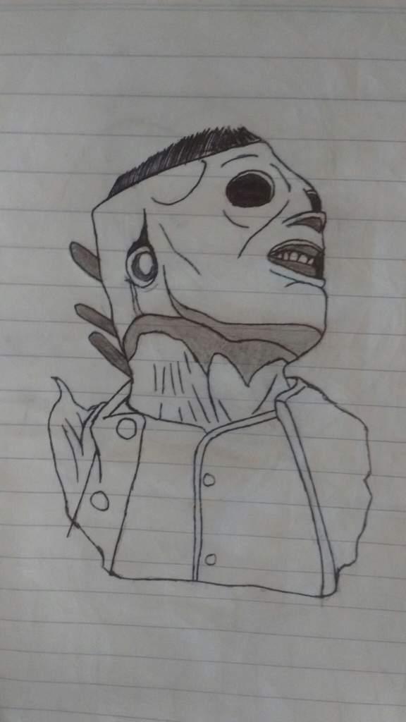 Corey Taylor El Vocalista De La Banda Slipknot Dibujarte Amino
