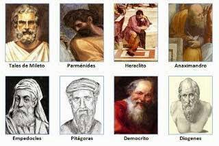 """Resultado de imagen de Los grandes pensadores griegos"""""""