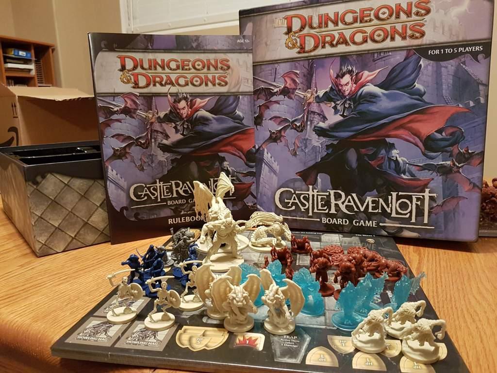 Castle Ravenloft | Dungeons & Dragons (D&D) Amino