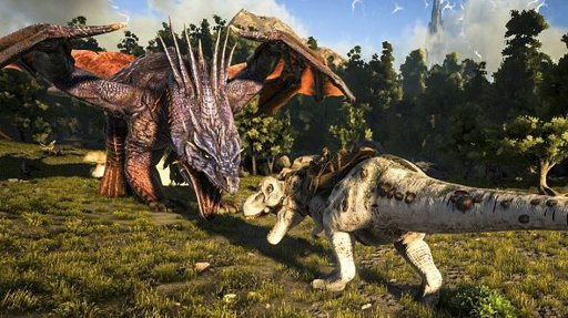 S+ on console?   Ark Survival Evolved Amino